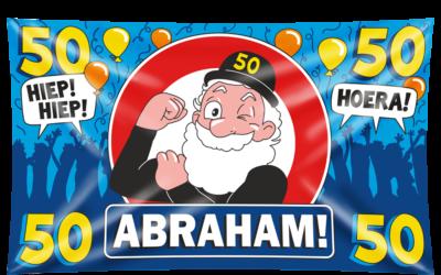 Het indexfonds ziet Abraham.